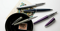 描述 New to the Cross Family is the Apogee. These pens are now available.