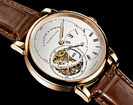 "描述 RICHARD LANGE TOURBILLON ""Pour le Mérite""腕表,18K玫瑰金..."