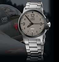 描述 型号:01 735 7641 4361-07 8 22 03 Oris BC3 Advanced日历...