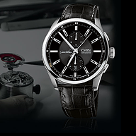 描述 型号:01 683 7644 4084-Set Oris Oscar Peterson 计时限量表完...