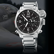 描述 型号:01 690 7615 4164-07 8 22 58 Oris BC4 Flight Tim...