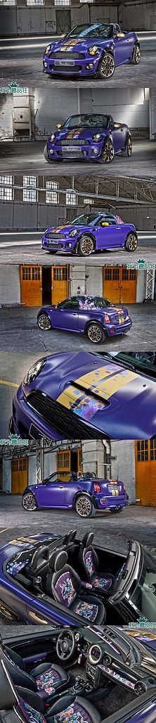 描述 完美情人!MINI Cooper S Roadster 【Life Ball 2012 特制版】 2...